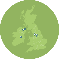 Our Recycling Depot Network